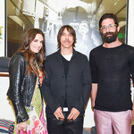 Laure h%c3%a9riard dubreuil  anthony kiedis  greg chait